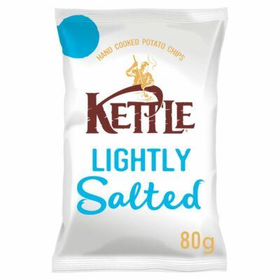 Kettle Chips - Lightly Salted enyhén sós 80g