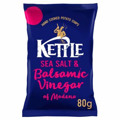 Kettle Chips - Sea Salt & Balsamic Vinegar 80g