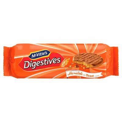 Mcvitie's Digestives Marmalade On Toast 250g