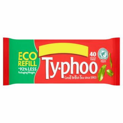 Typhoo Eco Refill 40 db filter