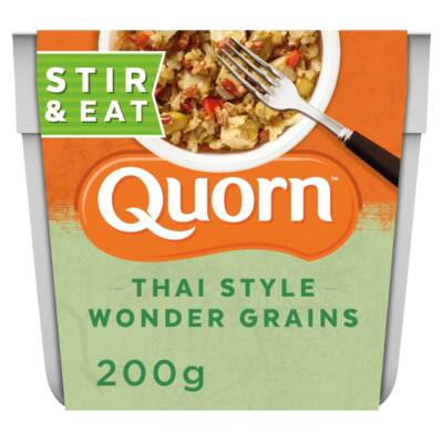 Quorn Thai Style Wonder Grains 200g