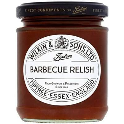 Tiptree Barbecue Relish 210g