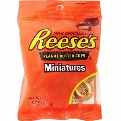 Reeses PNB Cup Miniatures 150g