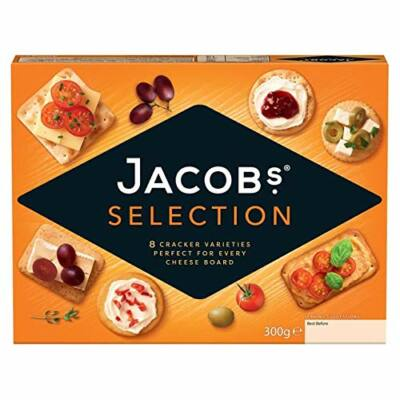 Jacob's Biscuits for Cheese Selection 300g