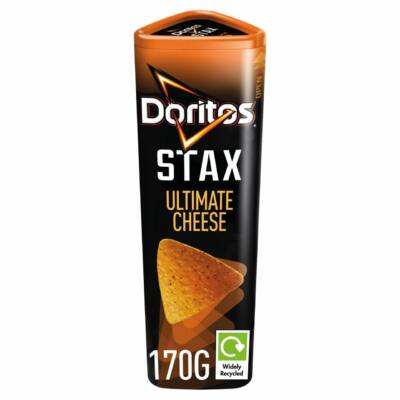 Doritos Stax Ultimate Cheese 170g