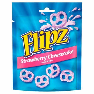 Flipz Strawberry Covered Pretzels 90G