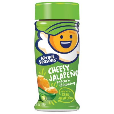 Kernel Season's Cheesy Jalapeno Popcorn Seasoning [USA] 68g