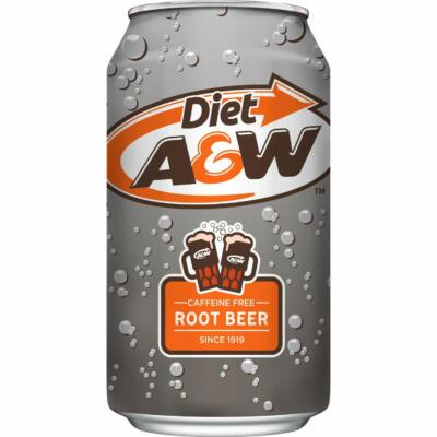 A&W Diet Root Beer [USA] 355ml
