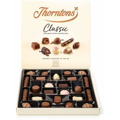 Thornton's Classic Assorted Collection (150g)