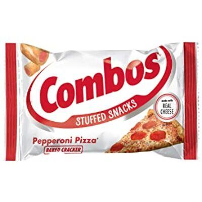 Combos Pepperoni Pizza Baked Cracker [USA] 48g