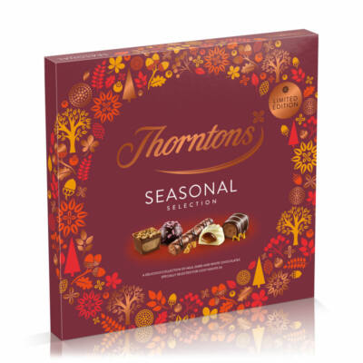 Thorntons Seasonal Selection 283g