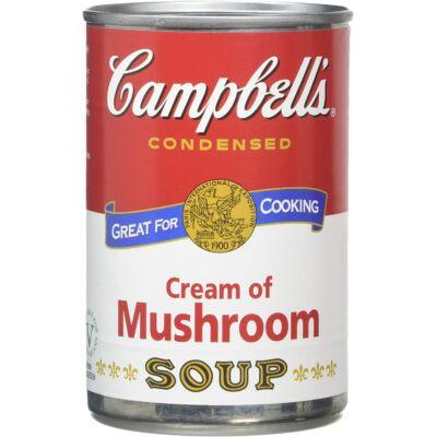 Campbells Condensed Cream of Mushroom Soup 295g