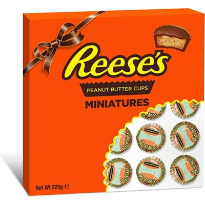 Reeses Miniatures Gift Box 225g