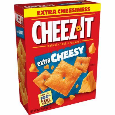 Cheez-It Extra Cheesy [USA] 351g