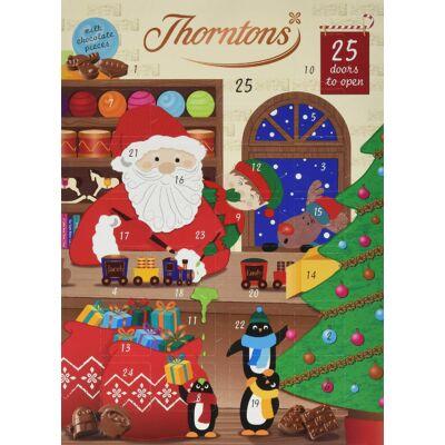 Thorntons Seasonal Children's Advent Calendar 93 g