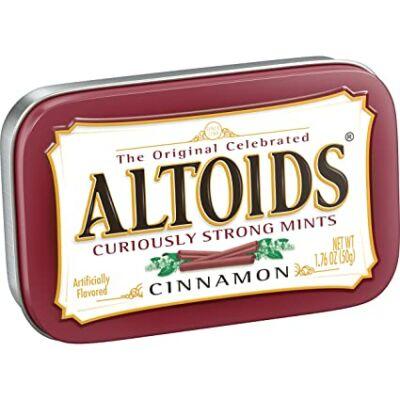 Altoids Cinnamon Mints Single Pack [USA] 50g