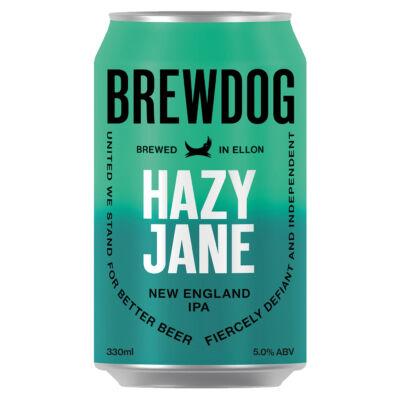 Brewdog Hazy Jane New England IPA (5%, 330ml)