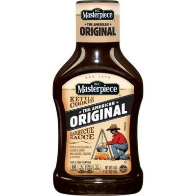 KC Masterpiece Barbecue Sauce Original 510g [USA]