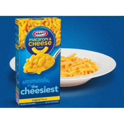 Kraft Macaroni Cheese Dinner [USA] 204g
