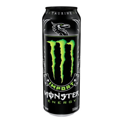 Monster Energy Import [USA] 550ml