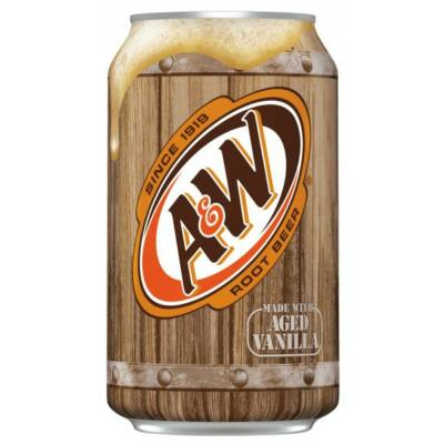 A&W Root Beer [USA] 355ml