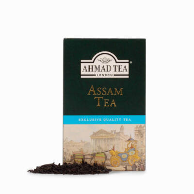 Ahmad Tea - Assam Tea - 100g szálas tea