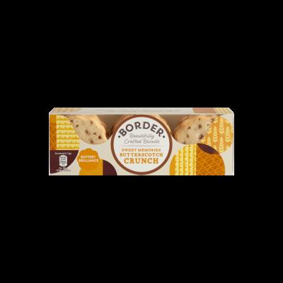 Borders Sweet Memories Butterscotch Crunch 150g