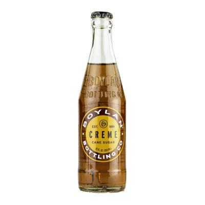 Boylan Cane Sugar Creme Soda [USA] 355ml