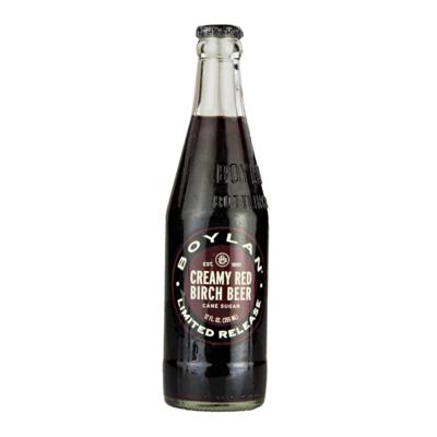 Boylan Creamy Red Birch Beer [USA] 355ml