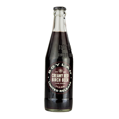 Boylan Creamy Red Birch Beer [USA] 355ml