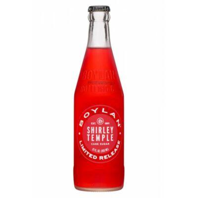 Boylan Shirley Temple Limited Edition Soda [USA] 355ml