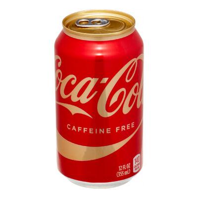Coca-Cola Caffeine-Free Soda [USA] 355ml
