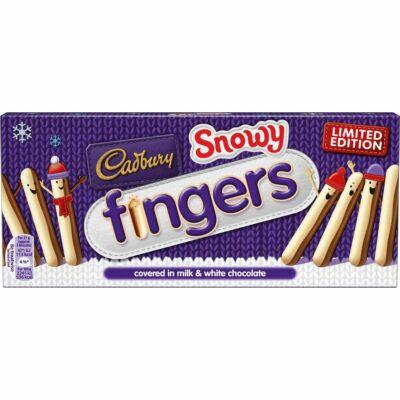 Cadbury Snowy Fingers 115g