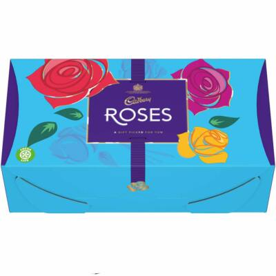 Cadbury Roses Box 275g