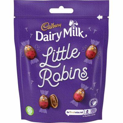 Cadbury Dairy Milk Little Robins Bag 88g