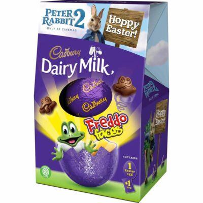 Cadbury Dairy Milk Freddo Faces Egg 122g