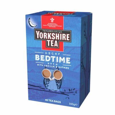Taylors Bedtime Brew - koffeinmentes 40 db filter