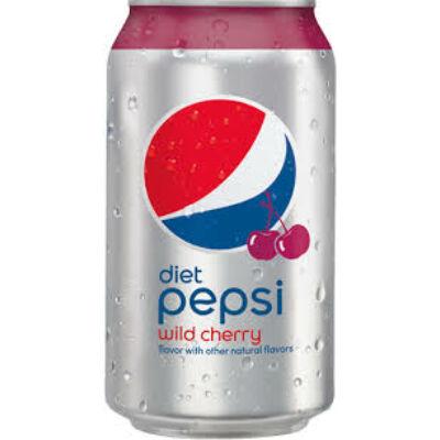 Pepsi Diet  Wild Cherry [USA] 355ml