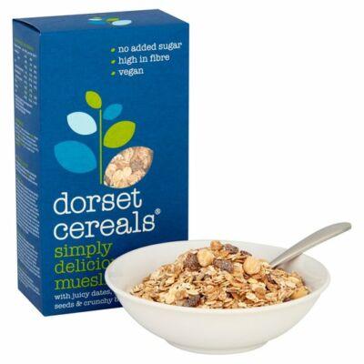Dorset Cereals  Simply Delicious Muesli (Egyszerûen Finom Müzli) 410g