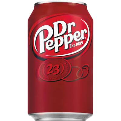 Dr. Pepper [USA] 355ml