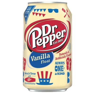 Dr Pepper Vanilla Float [USA] 355ml