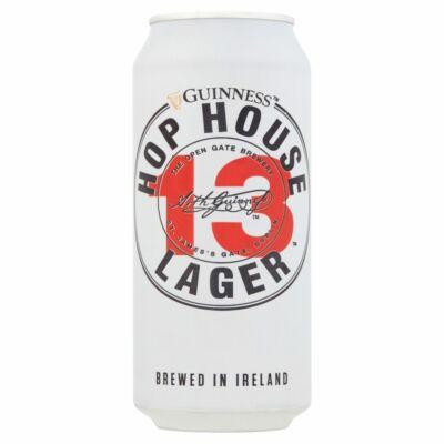 Guinness Hop House 13 Lager (5%, 440ml dobozos)