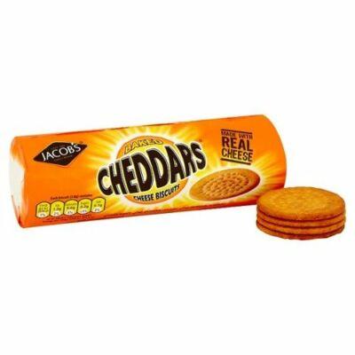 Jacob's Cheddars 150g