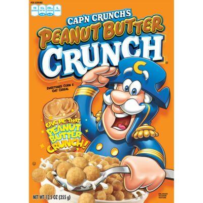 Cap'n Crunch Peanut Butter [USA] 355g