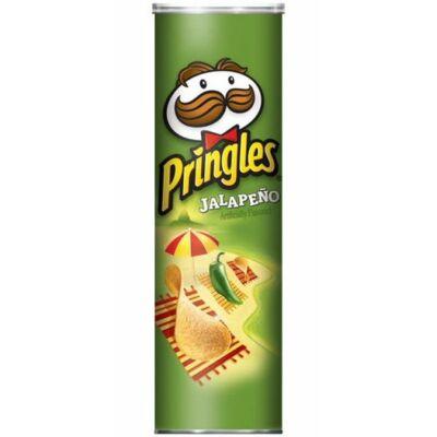 Pringles Jalapeno [USA] 158g