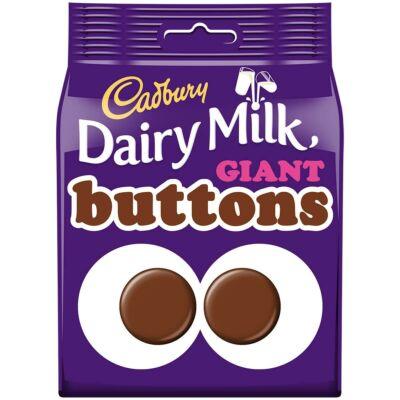 Cadbury Dairy Milk Giant Buttons 95g