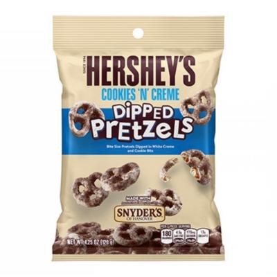 Hershey's - Cookies N Creme Dipped Pretzels - 120g