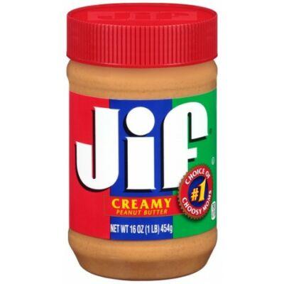 JIF Creamy Peanut Butter [USA] 454g
