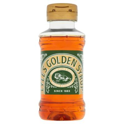 Lyle's Squeezy Golden Syrup 325g