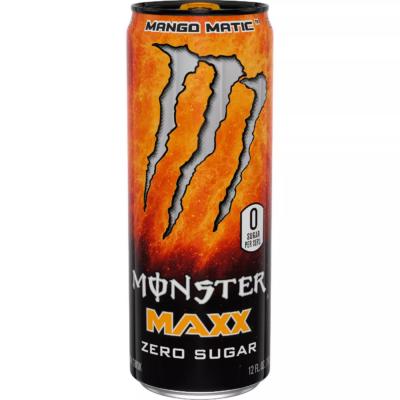 Monster Energy MAXX Mango Matic Extra Strength [USA] 355ml